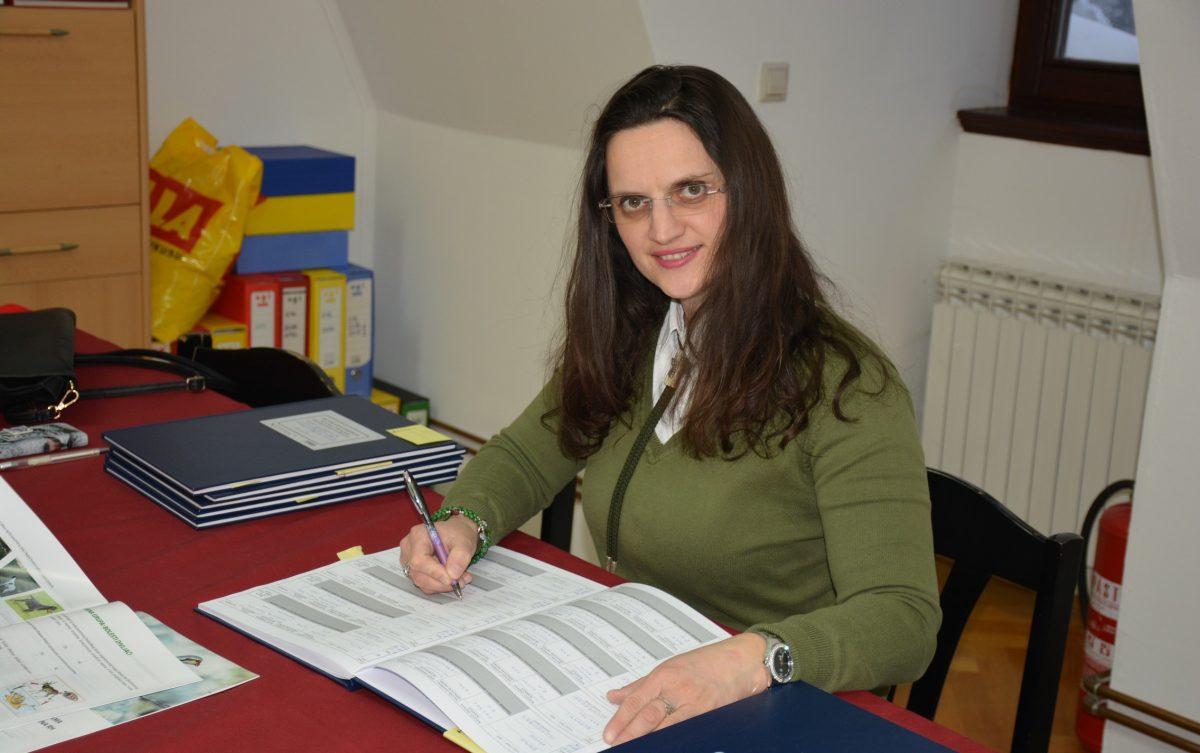 Prof.Iva Kučinić Radošević, stručno- pedagoška voditeljica programa nastave
